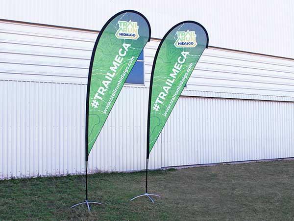 Banderas promocionales